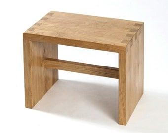 Solid OAK Bedside/bench TAO2 L2BS