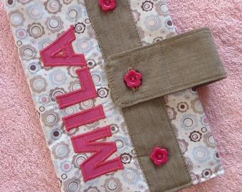 Diaper pouch/diaper bag/diaper clutch Mila