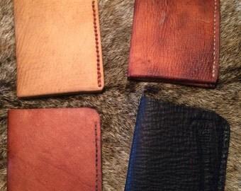Card wallet, minimalist wallet, front pocket wallet