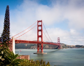 Golden Gate Bridge in San Francisco (digital download)