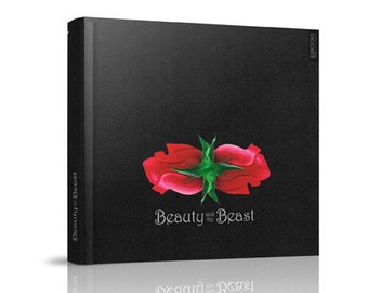 PERSONALIZED Beauty And The Beast