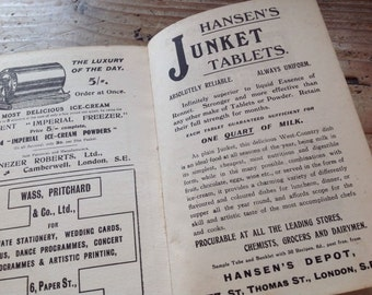 High Class and Economical Cookery Recipes as Used in the Cookery School 1907