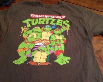 Teenage Mutant Ninja Turtes shirt - LG