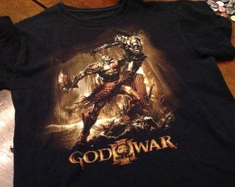 God of War III shirt - SM