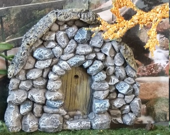 Fairy Garden Miniature Fairy Door for your Fairy Garden, Fairy Door, Castle Door, Stone Fairy Door, Enchanted Forest, Wholesale Price Avail