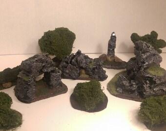 Forest Scatter Terrain Box