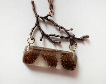 Pine Tree Jewelry Etsy