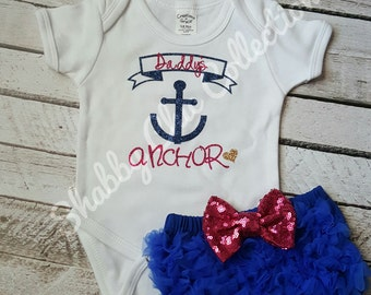 Daddys Anchor boutique set