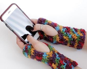 Texting Gauntlets
