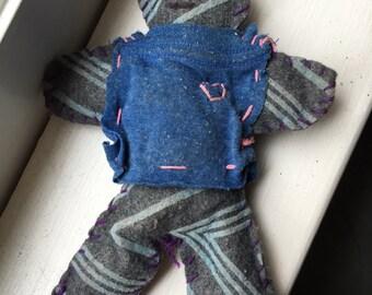 Hoodoo Magic Doll Baby