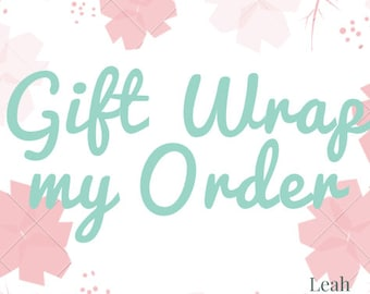 Have an Order Gift Wrapped and Sent Directly to Recipient in US or Canada