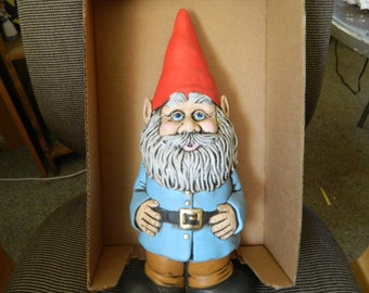Standing Garden Gnome