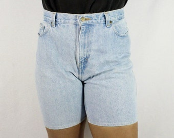 Ana High Waist Shorts