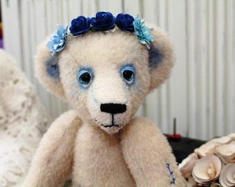 Ambrosia - OOAK handmade artist mohair bear