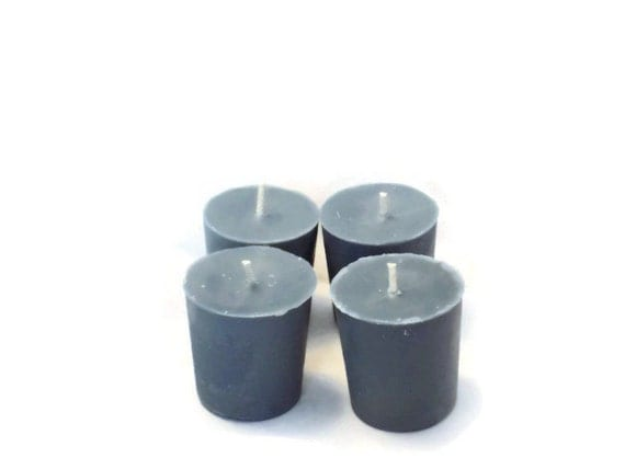 New! Black Sea Votive Candle Box of 4