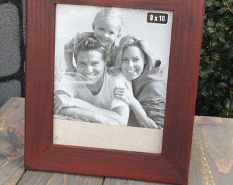 8x10 Antiqued Picture Frame