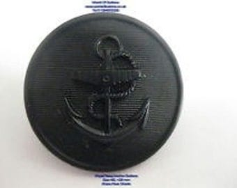 Royal Navy Pea Coat Buttons