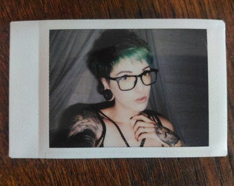 Green (Instax 1) Unique