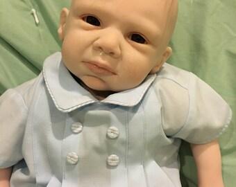 Reborn Baby Sam by Alexandria's Baby