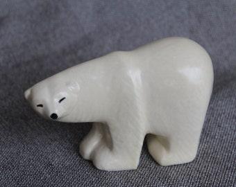 Lisa Larson - Polar Bear for Gustavsberg of Sweden