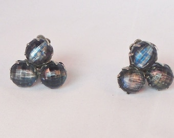 Beaded Clip On Earring