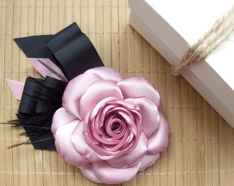 Pink Camellia, Style Chanel, brooch camellia,pink flower,brooch Chanel, flower satin,pink flower,stylish flower,brooch casual style