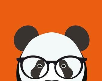 Panda - Wall Art