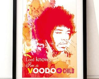 Poster Jimi Hendrix