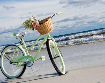 Beach Bike, Florida Photography