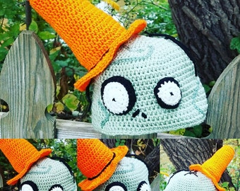 Conehead Zombie Hat Halloween Costume Pretend Play Dress Up Plants vs Zombies Inspired