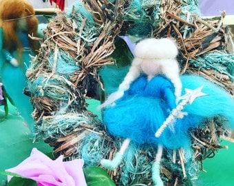 Beautiful Fairy Wreath