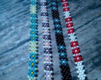 Kids beads bracelet