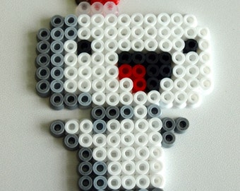 Gomez from Fez made from Hama Beads