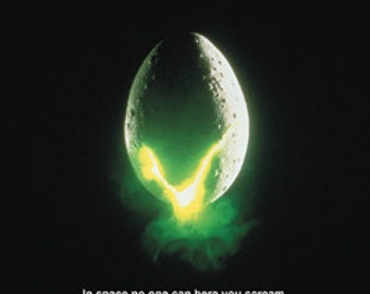 Alien Movie Poster - Sigourney Weaver - Aliens 24x36