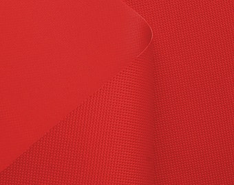 CARRY canvas/canvas - waterproof - color: Red - 0.5 m