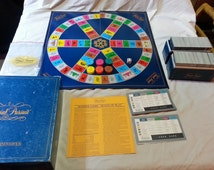 Original 1981 Vintage TRIVIAL PURSUIT Master Game Genus Edition - Complete