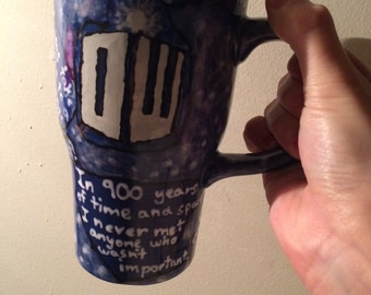 Doctor Who Large Mug