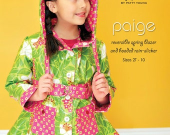 ModKid - Paige - Paper Sewing Pattern