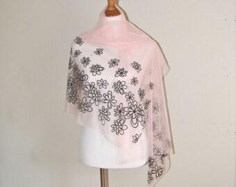 Bridal wraps, bridal shawl, bridal cover up, wedding wraps, wedding shawls, bridesmaid wraps, pink bridal shawl, dress cover up. pink shawl