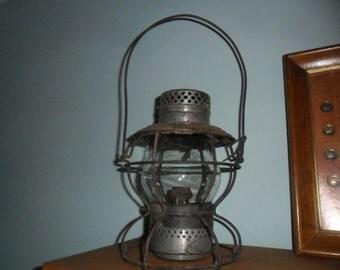 Awesome Old Handlan St. Louis Railroad Lantern