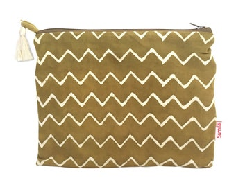 Nature Series Pouch - Olive
