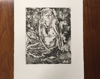 Linda Pericolo Block Print