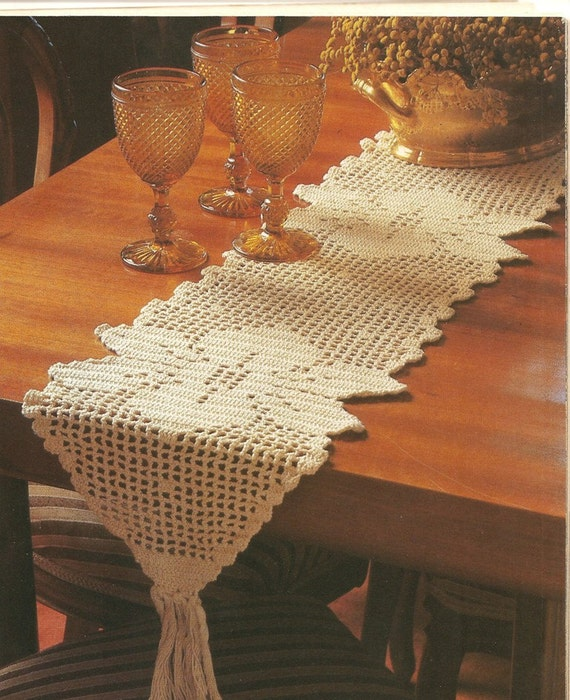 Crochet Stitches Lp : Crochet Patterns Crochet Patterns Table Cloth Crochet Patterns ...