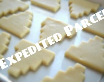 expedited parcels