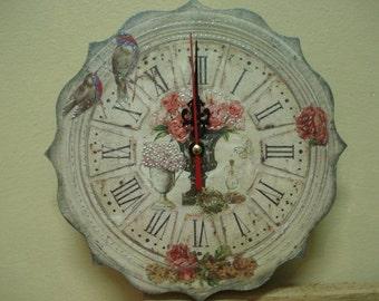 A Clock Vintage style