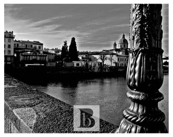 Photographic Wall Art - Florence Bridge download