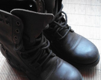 BOOTS LEATHER KASAM