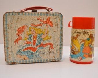 Vintage Junior Miss Lunchbox