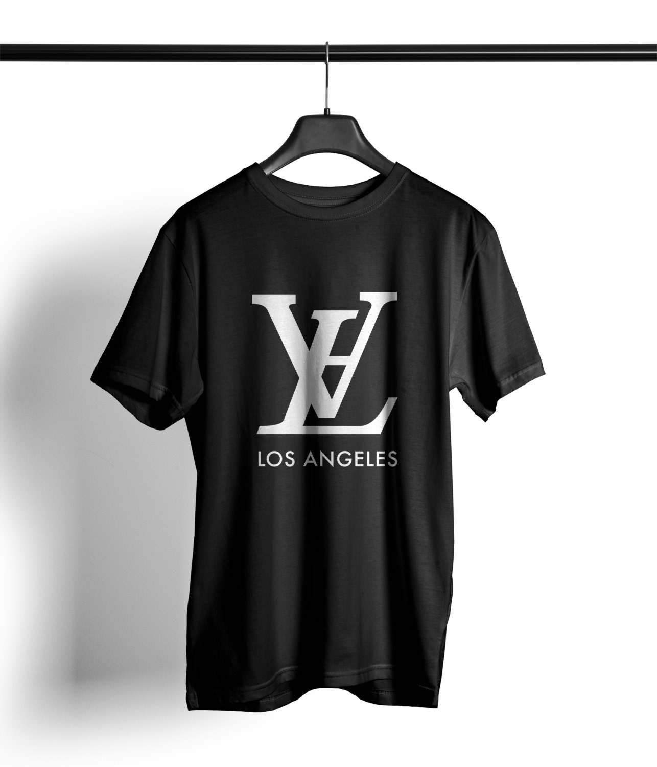 Jay z black t shirt white cross - La T Shirt Unisex Kanye West Tumblr California California Cali Hollywood Hipster Delevingne Jay Z Los