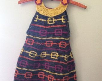 Pop Jumper Dress